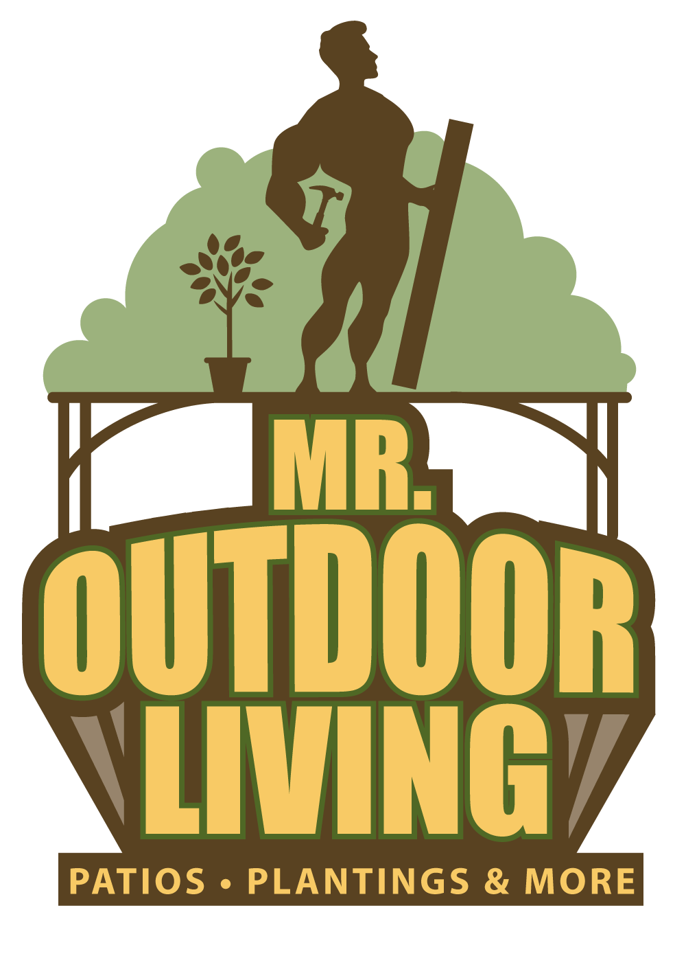 Mr. Outdoor Living Logo