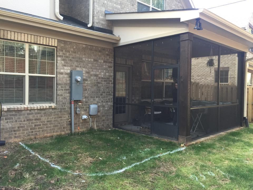 Maintenance Free Backyard - 5