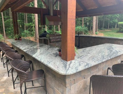Outdoor Bar – Outdoor Living Tip of the Day