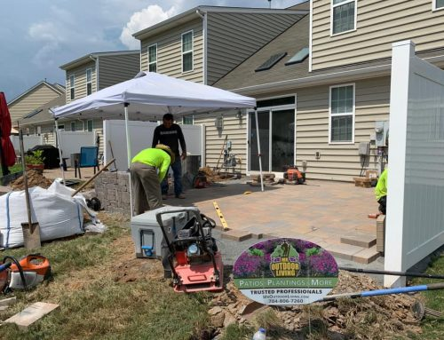A Productive Crew – Outdoor Living Tip of the Day