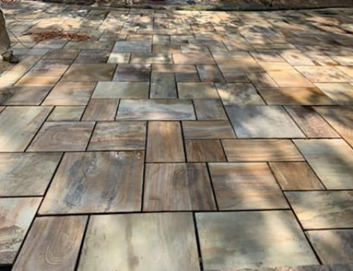 Natural Stone Pavers – Outdoor Living Tip of the Day