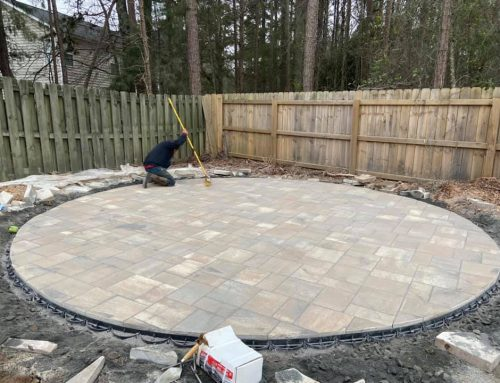 Double Paver Patio – Outdoor Living Tip of the Day