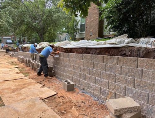 Retaining Walls – Outdoor Living Tip of the Day