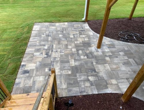 Backyard Paver Patio – Outdoor Living Tip of the Day