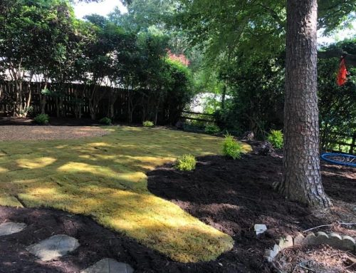 Pea Gravel Patio – Outdoor Living Tip of the Day