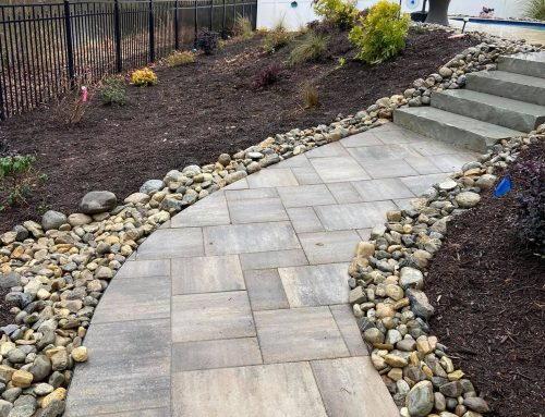 Paver Pathway and Planting – Outdoor Living Tip of the Day